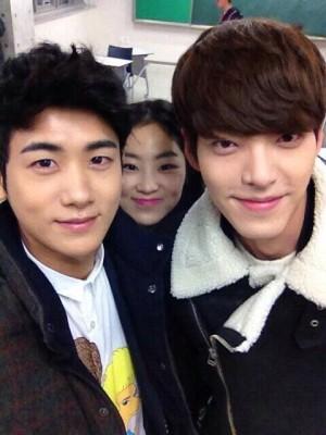 Park Hyung Sik and Members