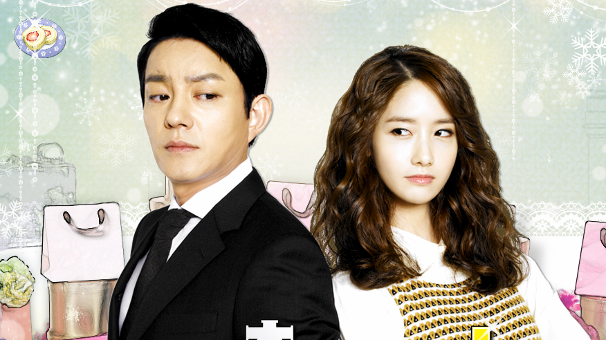 """""""Prime Minister and I"""" Lee Bum Soo and YoonA"""