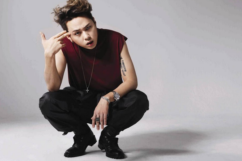 """BEAST's Yong Junhyung Places """"Good Luck"""" in Top Three of His Best Works"""