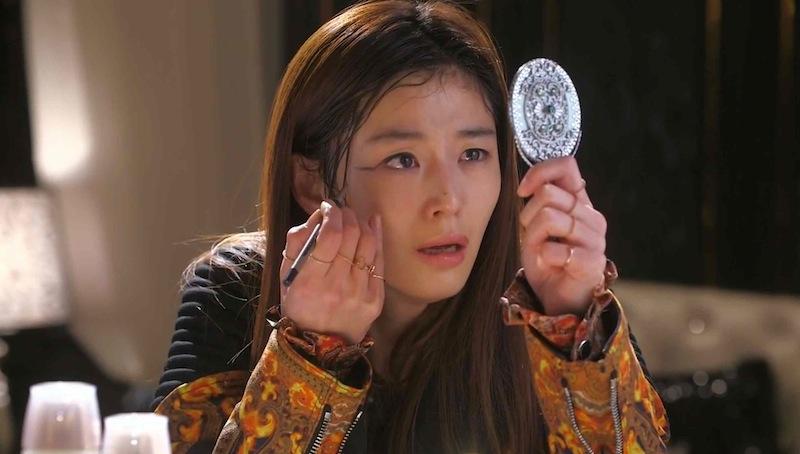 Song Yi- Makeup Mistake