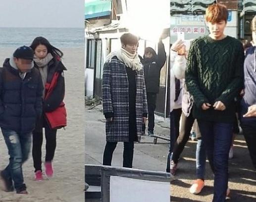 Park Shin Hye, Lee Min Ho