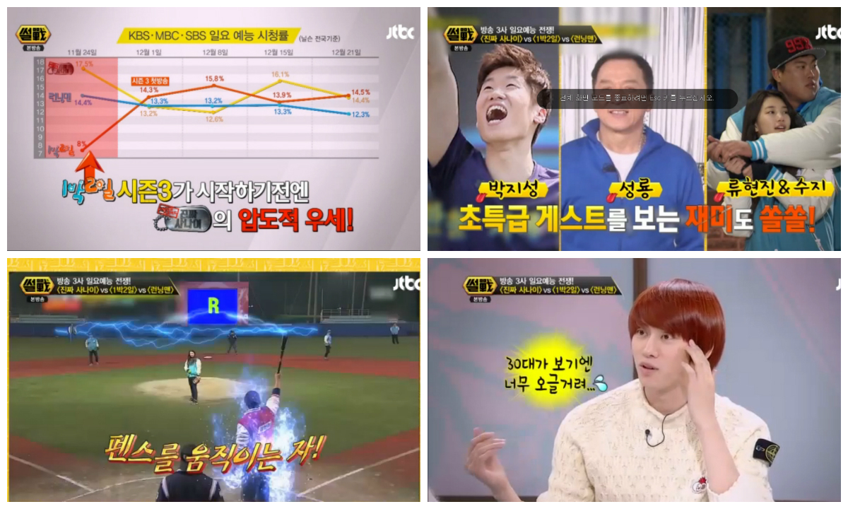 """Ssulzun"" Discusses ""Running Man"""