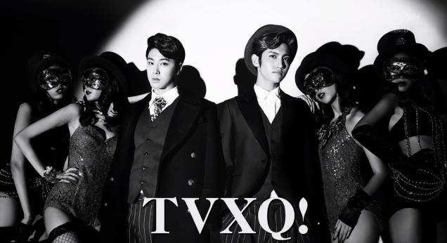 TVXQ tense highligh medley