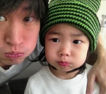Tablo and Haru Together