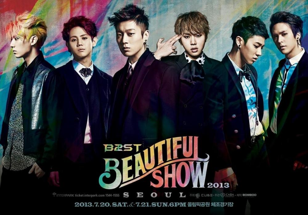 beast, beautiful show