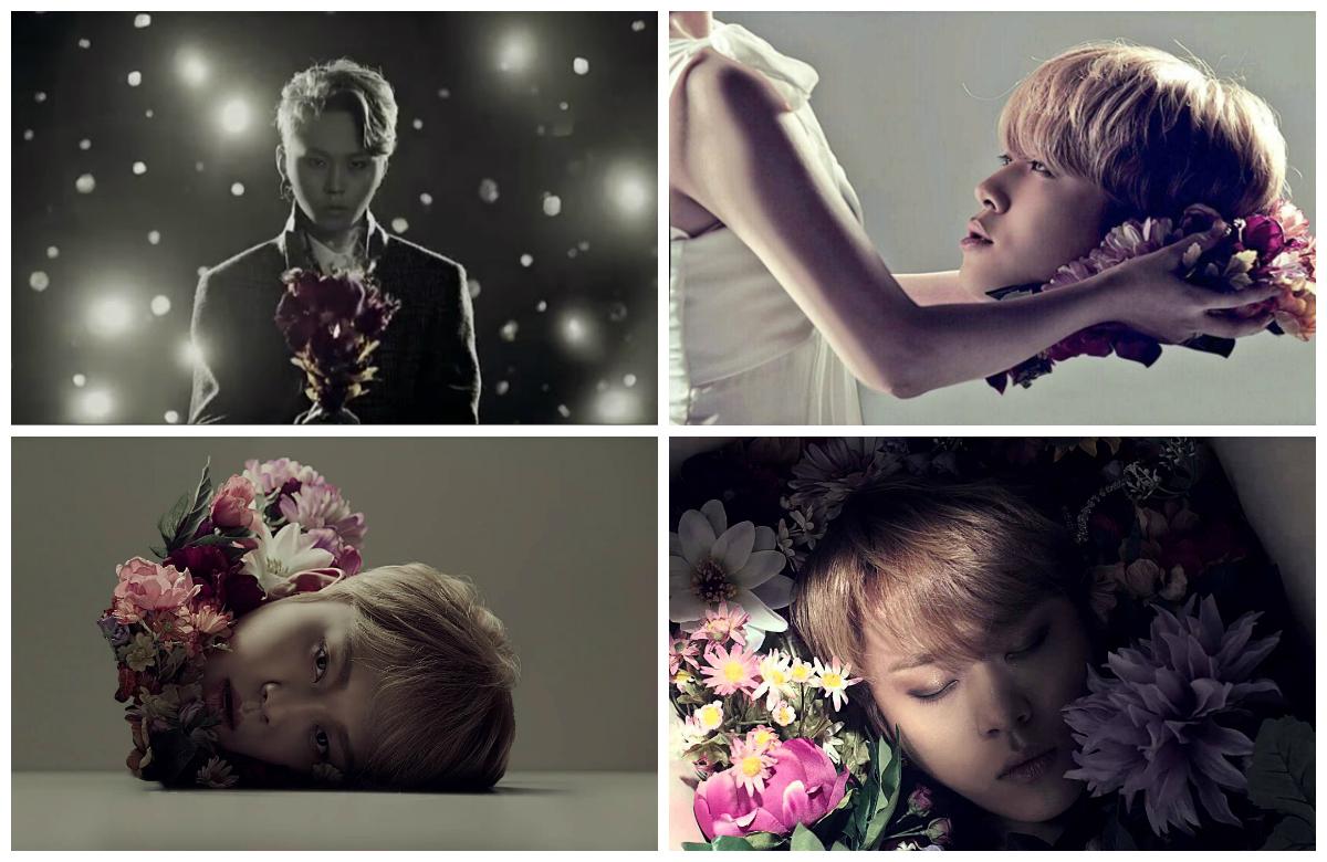 """BEAST's Yong Jun Hyung """"Flower"""" MV"""