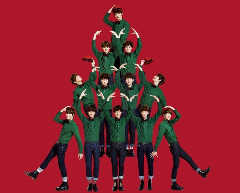 exo miracles in december