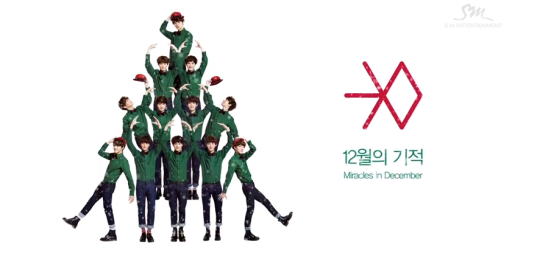 exo miralces in december medley highlight clip