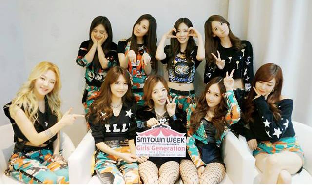 Girls' Generation 'Märchen Fantasy'