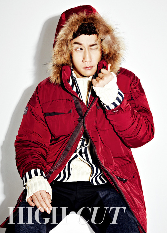 high cut 1206 jung woo 2
