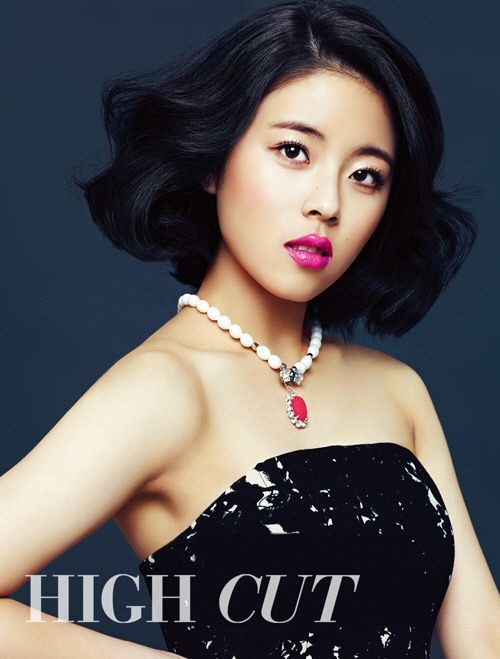 high cut 210913 dohee 2