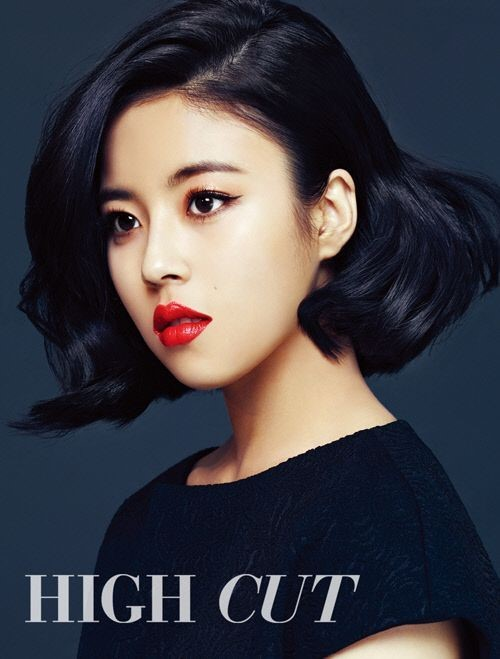 high cut 210913 dohee