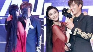 lee min ho fan bing bing