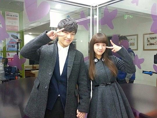 the heirs kang ha neul kim ji won