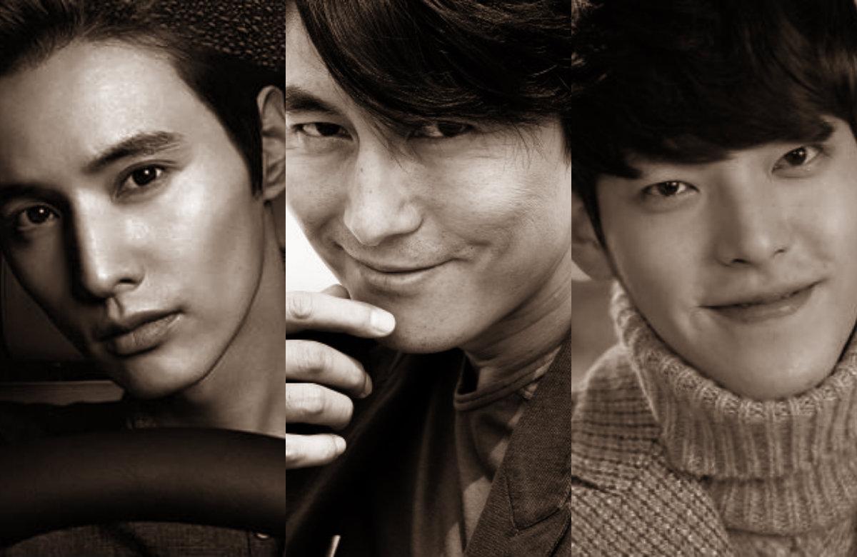 won bin kim woo bin jung woo sung soompi