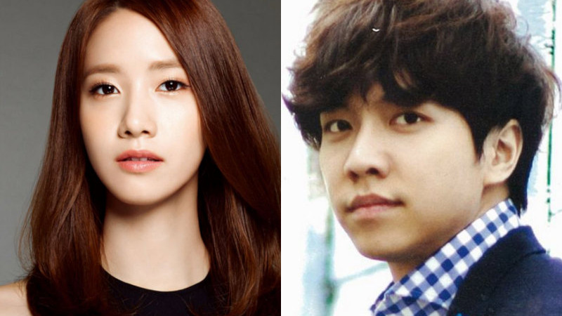 Lee Seung Gi and Yoona of SNSD Confirmed to be Dating