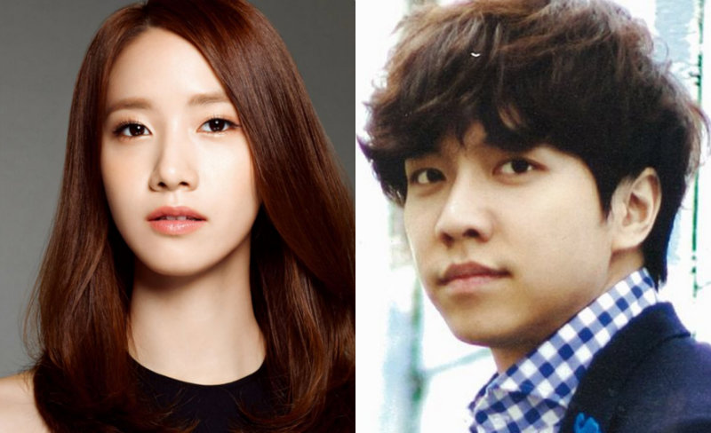 yoona and lee seung gi dating news anchors