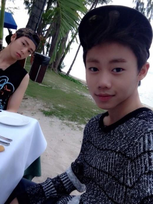 Real Mate in Saipan, Lee Hyun Woo & Park Ji Bin