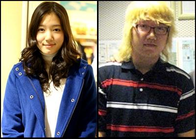 Park Shin Hye's brother