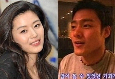 Past Images of Jun Ji Hyun's Husband Create a Buzz