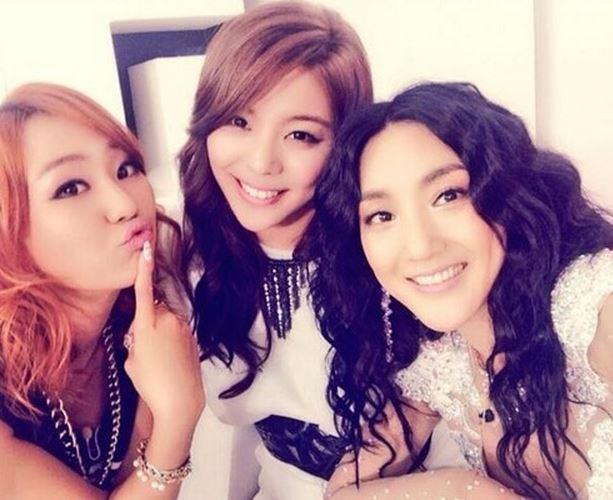Ailee, Hyorin, and Bada featured image