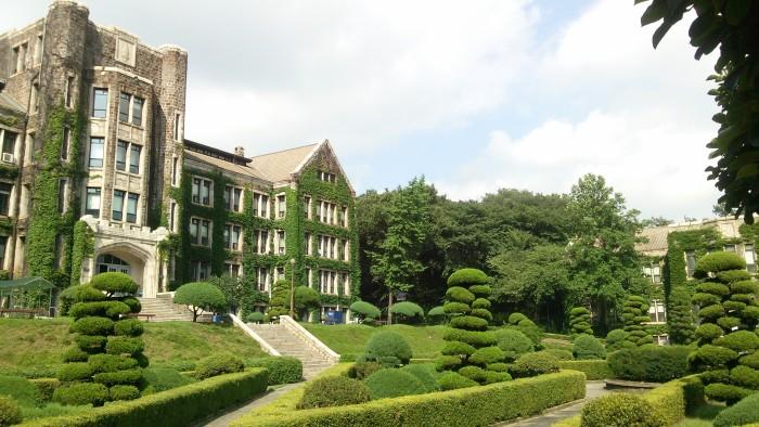 studying in korea uni