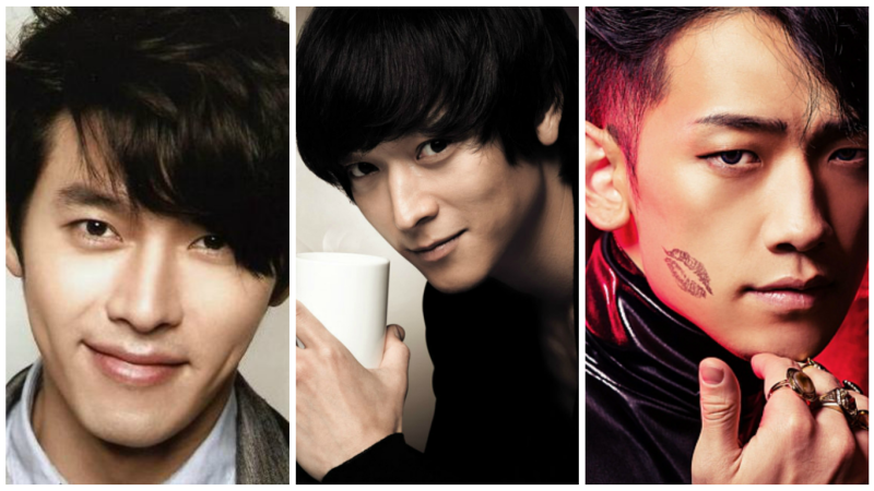The Return of Hyun Bin, Kang Dong Won and Rain