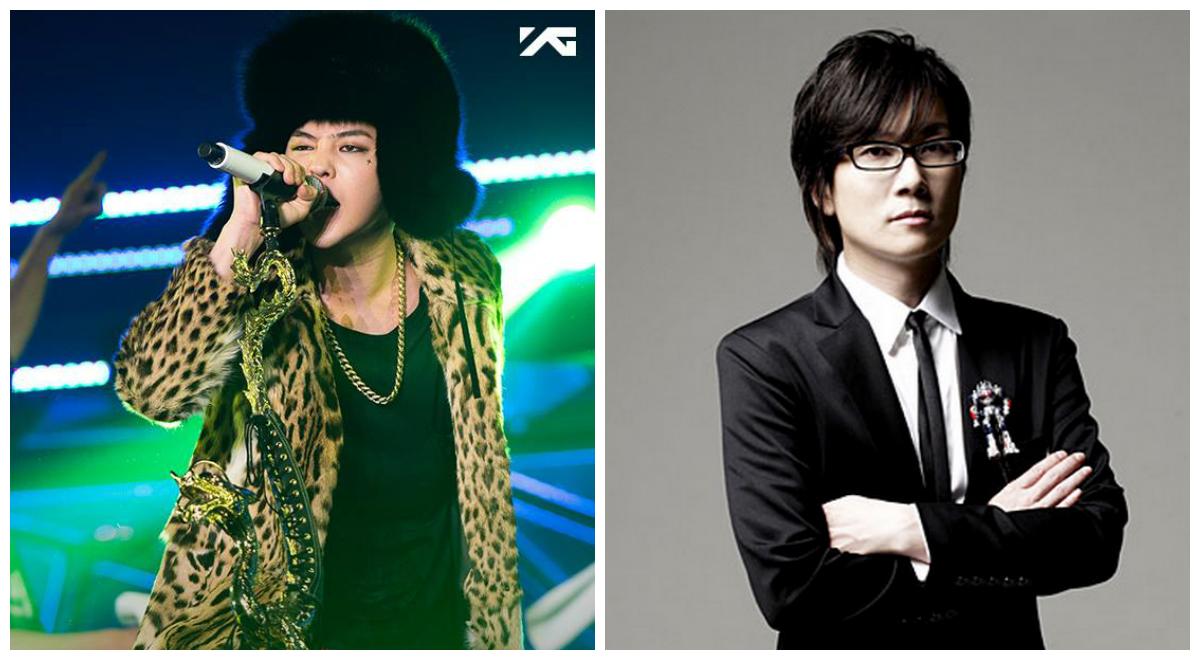 G-Dragon and Seo Taiji
