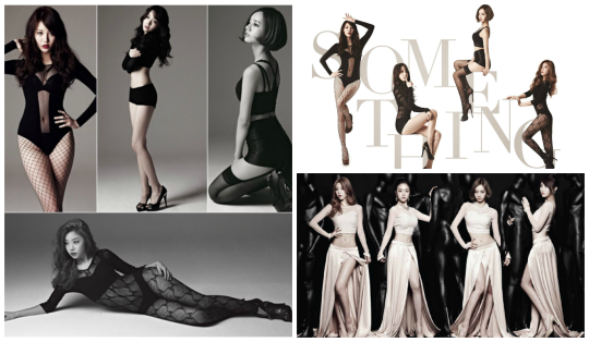 """Girl's Day """"Something"""" Concept"""