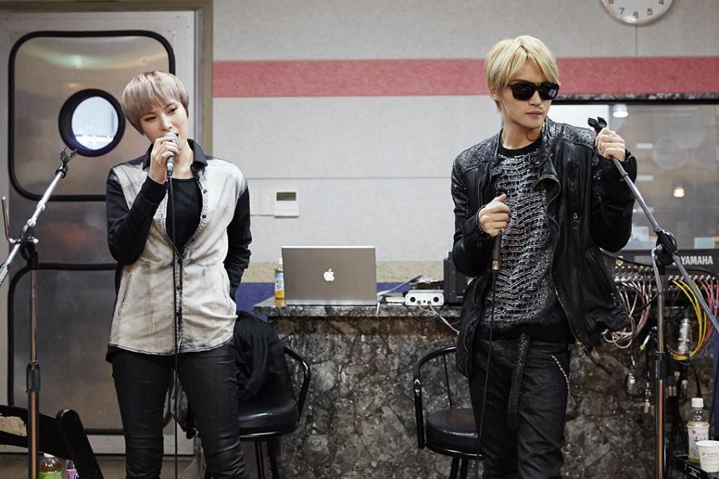 Gummy & Jaejoong