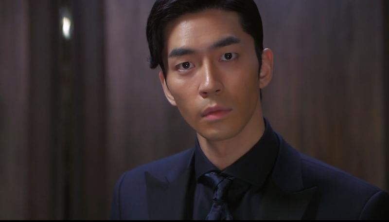 Jae Kyung Surprised