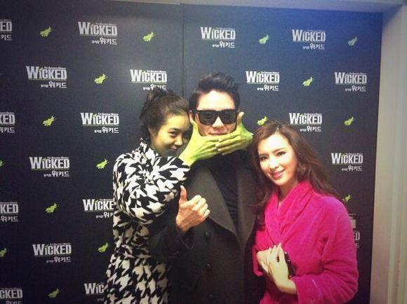 Junsu with Ock Ju Hyun