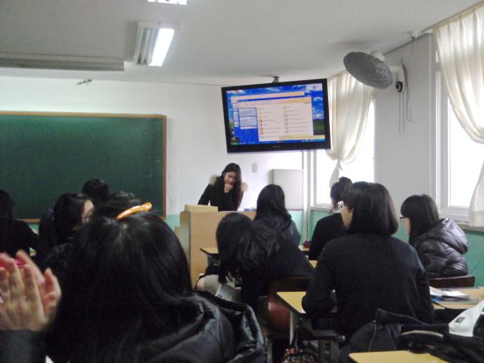 studying in korea school