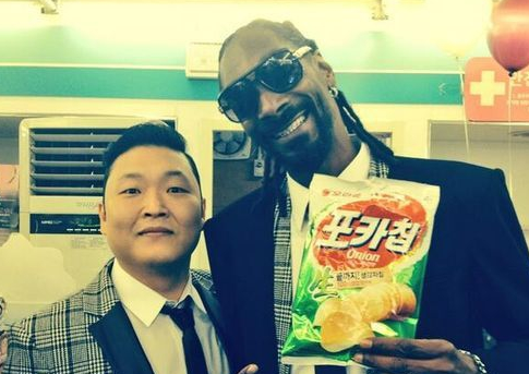 PSY with Snoop Dog Featured Image