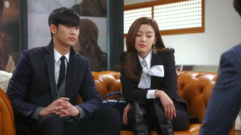 Song Yi Insult