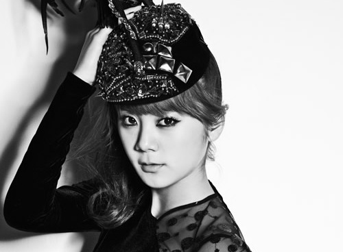Wonder Girls' Hyerim