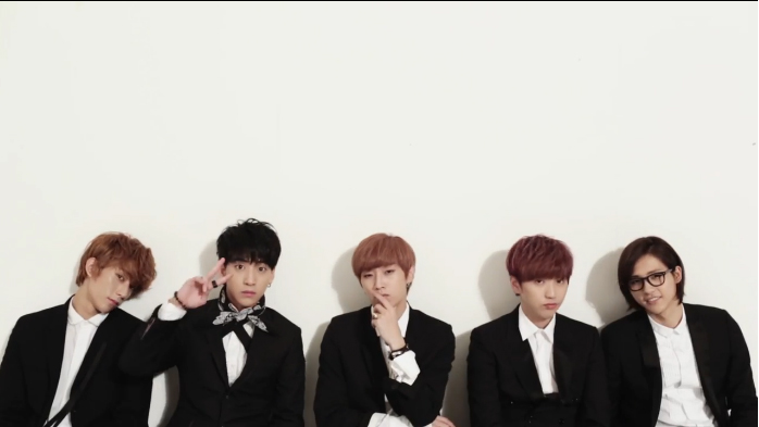 B1A4 Lonely (Making of)