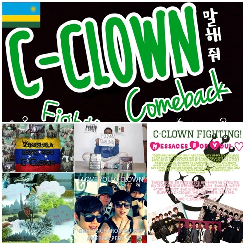 c clown fan club