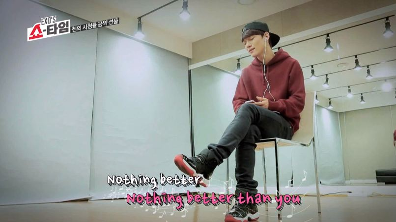 exo chen nothing better