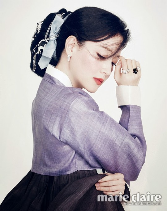 lee young ae 8