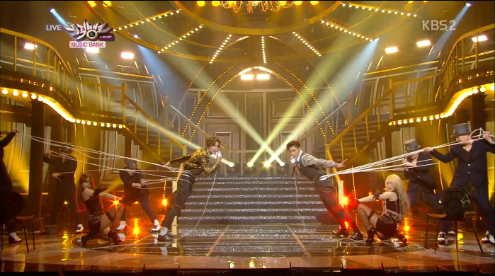 TVXQ and Girl's Day Make Their First Comeback Performances on Music Bank