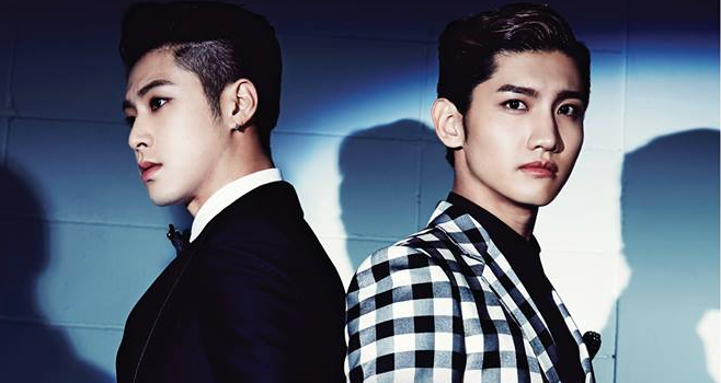 "TVXQ's ""Something"" Remains on Top of Weekly Music Chart"