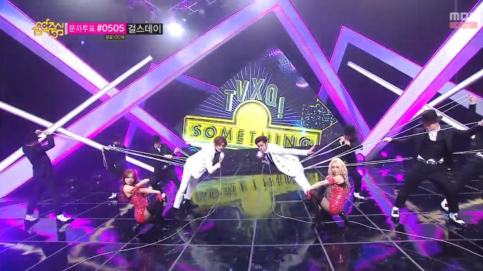TVXQ Music Core 01.18.14