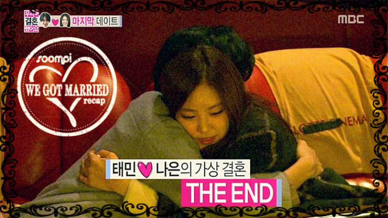 [Recap] All Good Things Must Come to an End – We Got Married 010413