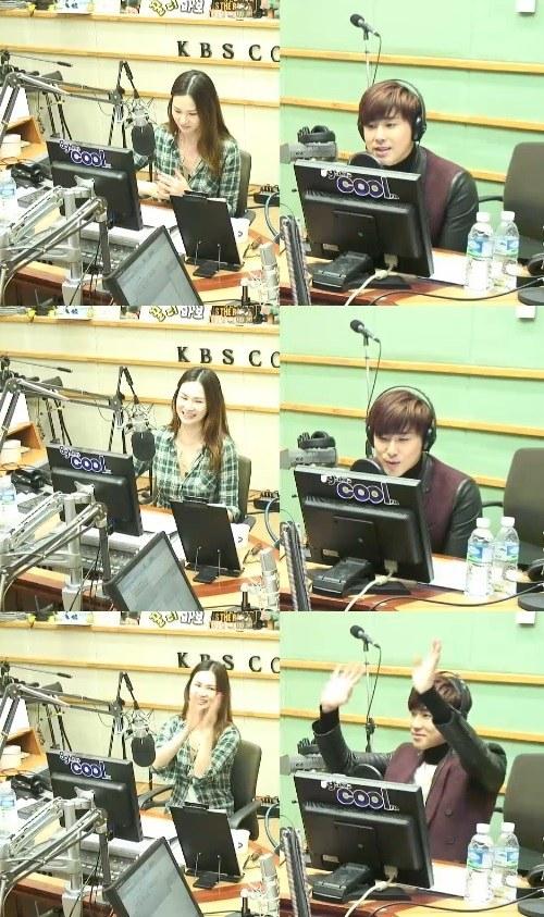 yunho radio lee sora