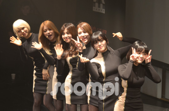 AOA Showcase Soompi