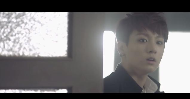 BTS boy in luv mv teaser