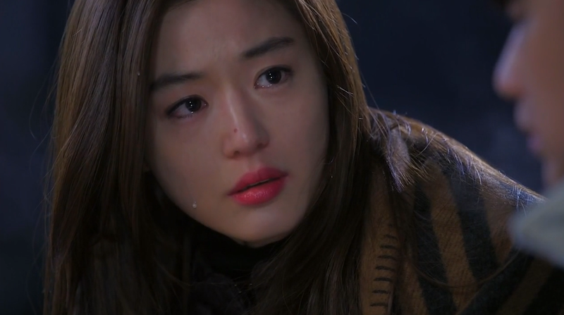 Cry Song Yi- Leave