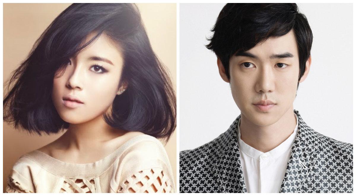 Do Hee and Yoo Yeon Seok