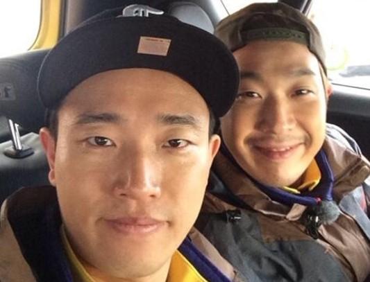 Ha Ha and Gary
